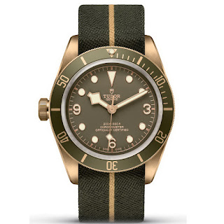 TUDOR Heritage BLACK BAY Bronze ONE for ONLY WATCH 2017
