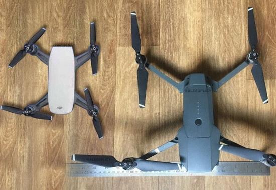 KeSimpulan DJI dikabarkan berencana merilis produk drone Spark lebih mungil dari Mavic Pro