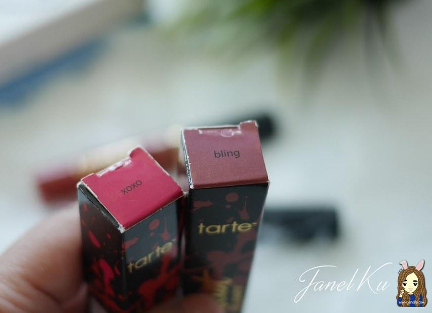 Review: Tarteist Quick Dry Matte Lip Paint