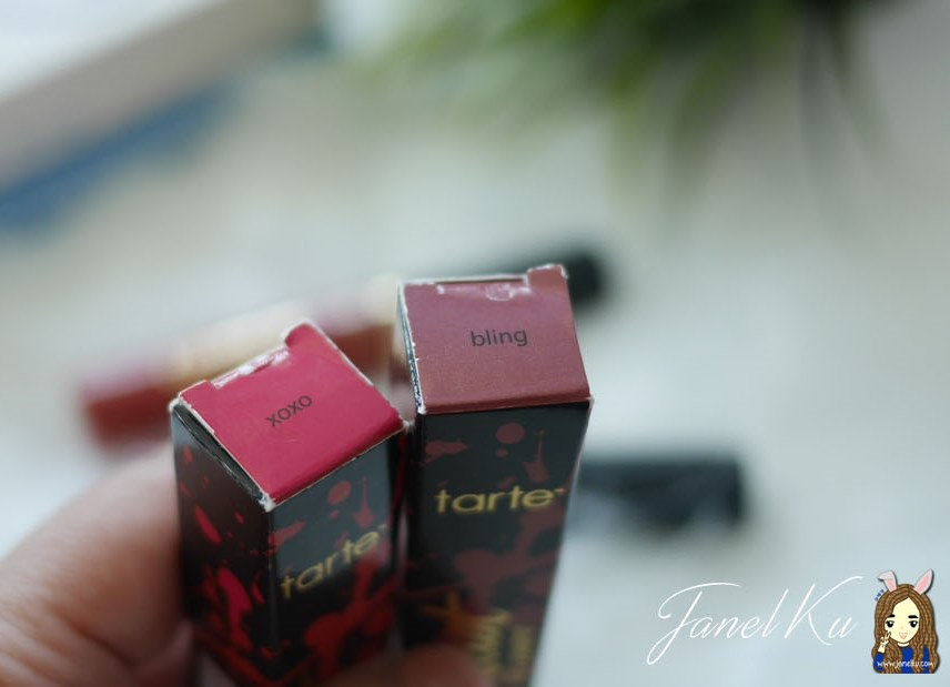 Review: Tarteist Quick Dry Matte Lip Paint