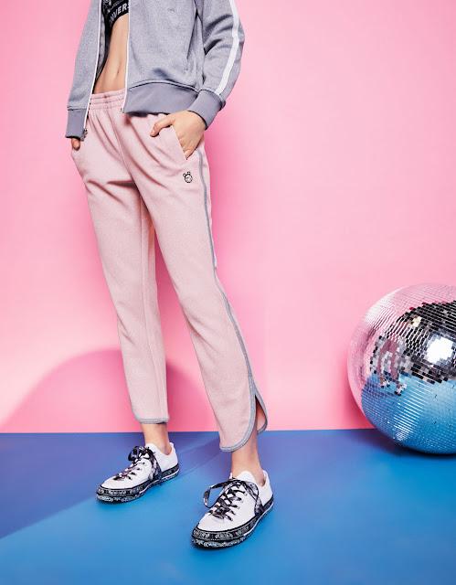 Pantalón brillante Converse X Miley Cyrus