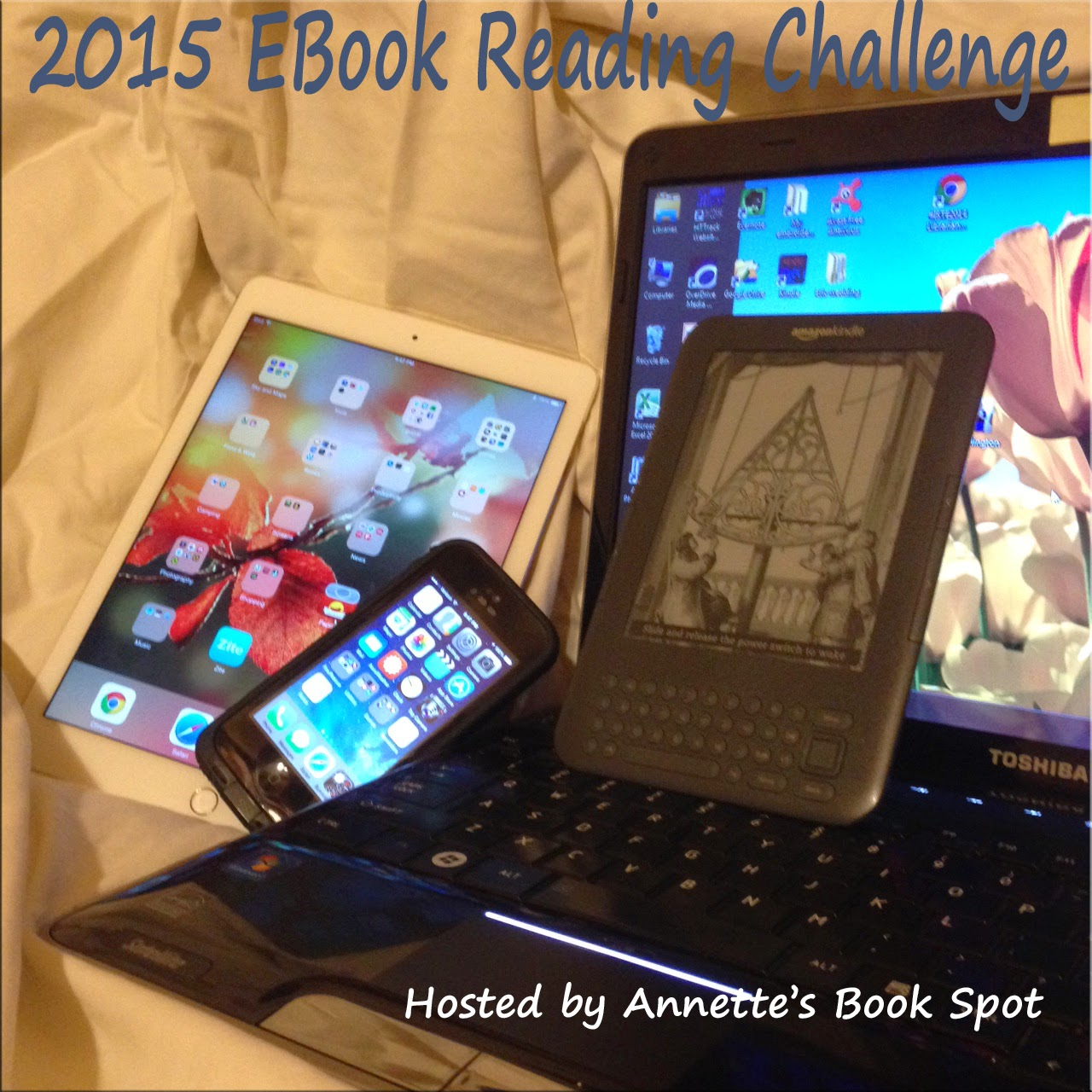 #6 Ebook Reading Challenge