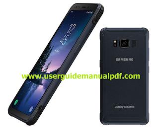 Samsung Galaxy S8 Active User Guide PDF