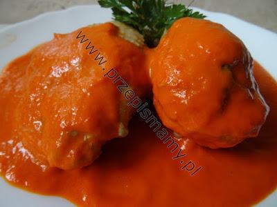 Kurczak w sosie chili