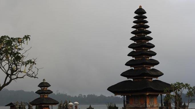 Bedugul Pura Ulun Danu Bali