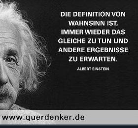 Pseudo Albert Einstein Zitat