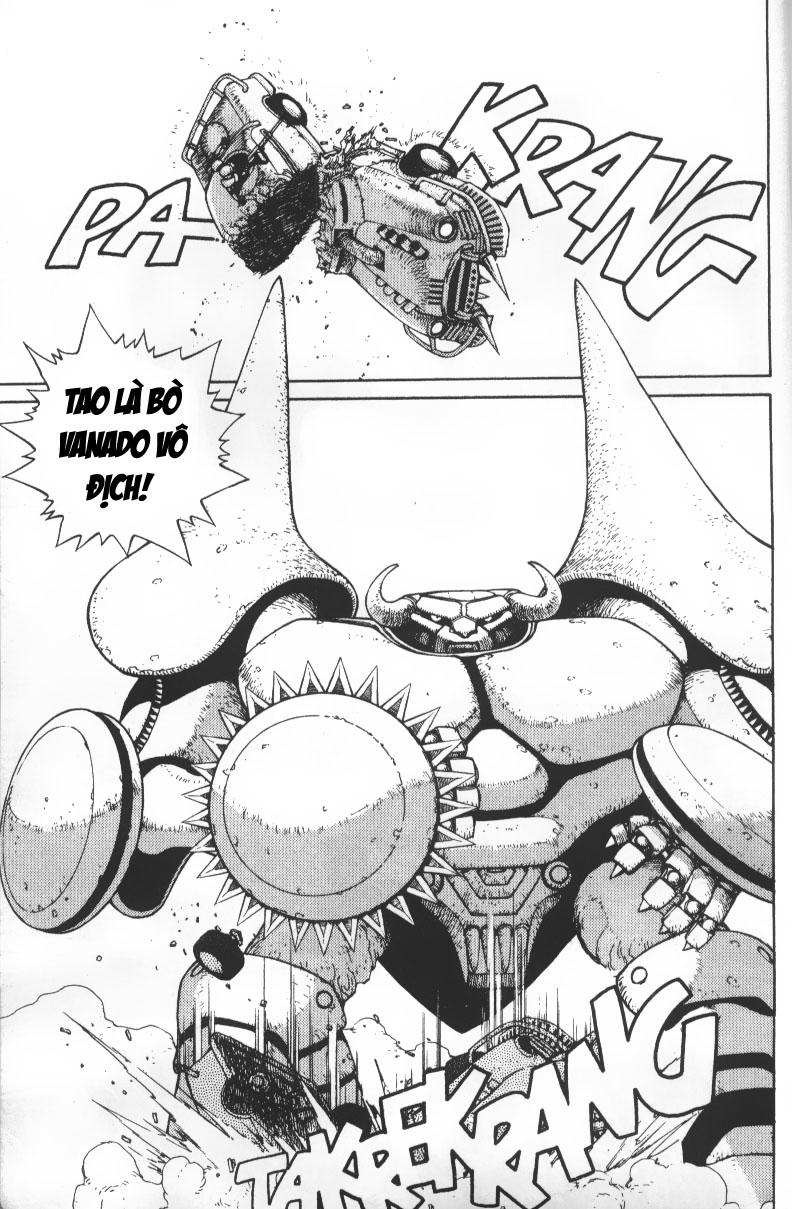 Battle Angel Alita chapter 36 trang 33
