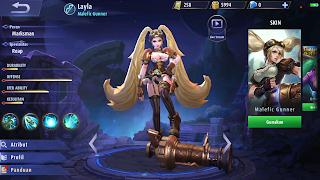 Hero Layla (Marksman)