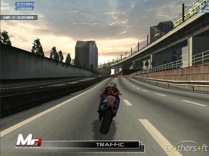 Descargar Moto Racer 3...