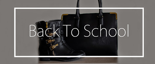 Back To School | My Essentials