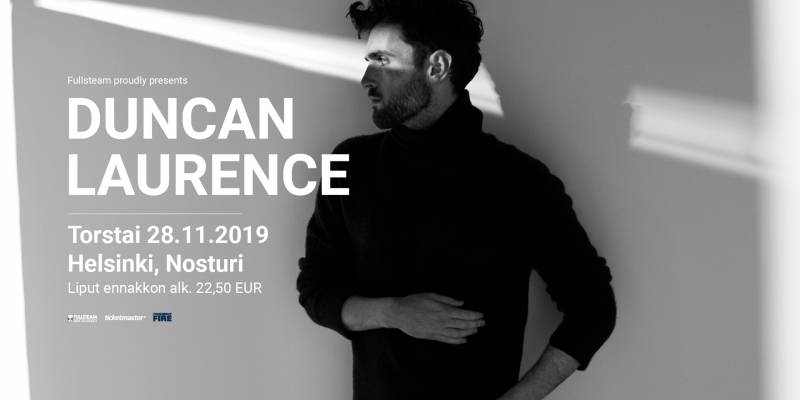 DUNCAN LAURENCE 28.11.2019