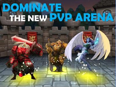 Dungeon Monsters RPG Apk-Dungeon Monsters RPG Mod Apk