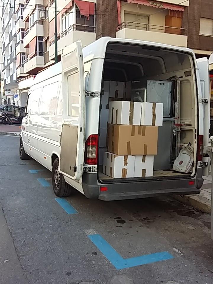 Portes y mudanza costel tel 610 59 24 12 portes transportes mudanzas y repartos - Mudanzas en fuengirola ...