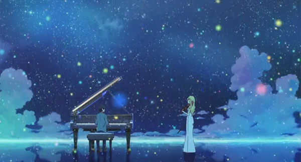 Review anime Shigatsu wa kimi no uso 'April Fool feels'