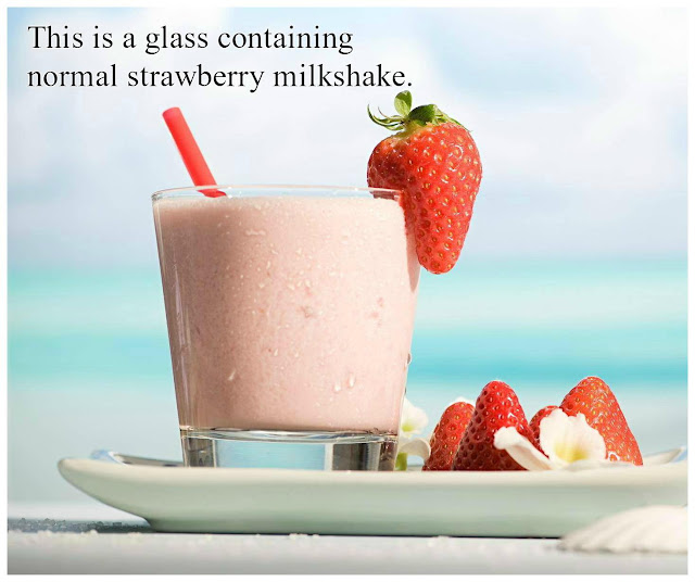 strawberry milkshake homeopathy