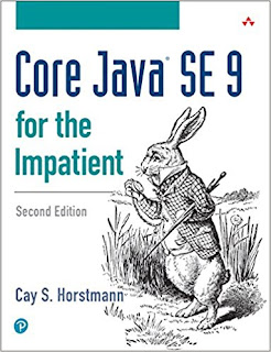 best book to learn core java 9 in 2019