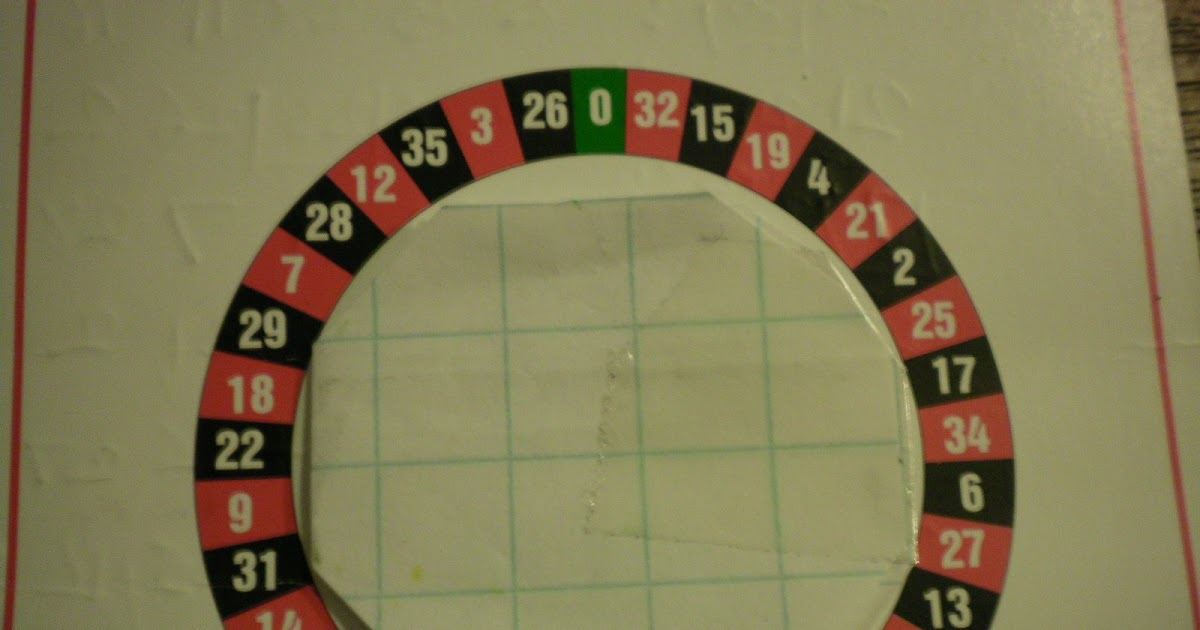 Roulette 4 Hrg 4: Winning At Roulette: How Is Roulette Wheel Laid Out