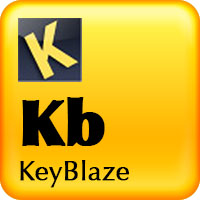 KeyBlaze Typing Tutor with Games