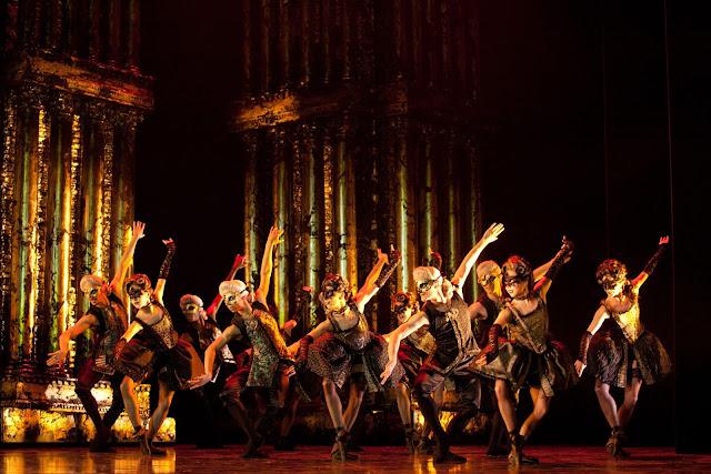 northern ballet Casanova first ballet experience