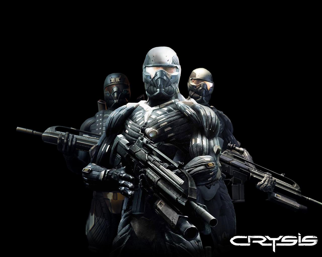 Game Wallpapers Crysis Game Wallpapers