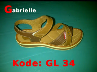 sandal NewGabrielle flat GL 34