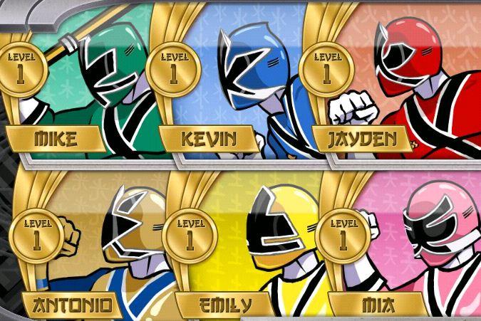 Power Ranger Samurai Super Samurai  Juegos de Power Ranger Samurai
