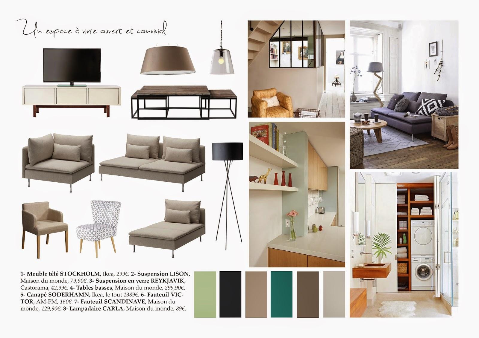 great la famille souhaitait un intrieur clair aux teintes naturelles nous avons donc choisi du. Black Bedroom Furniture Sets. Home Design Ideas