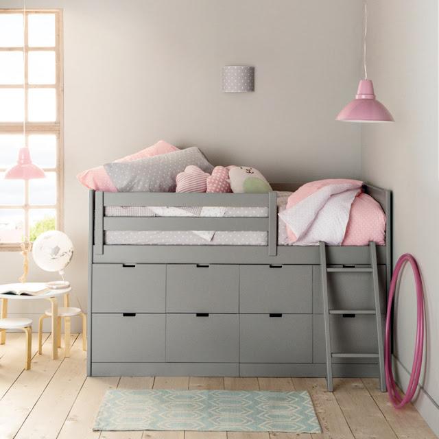 decoración de dormitorios infantiles