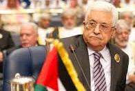 ο πρόεδρος της Παλαιστίνης Μαχμούντ Αμπάς