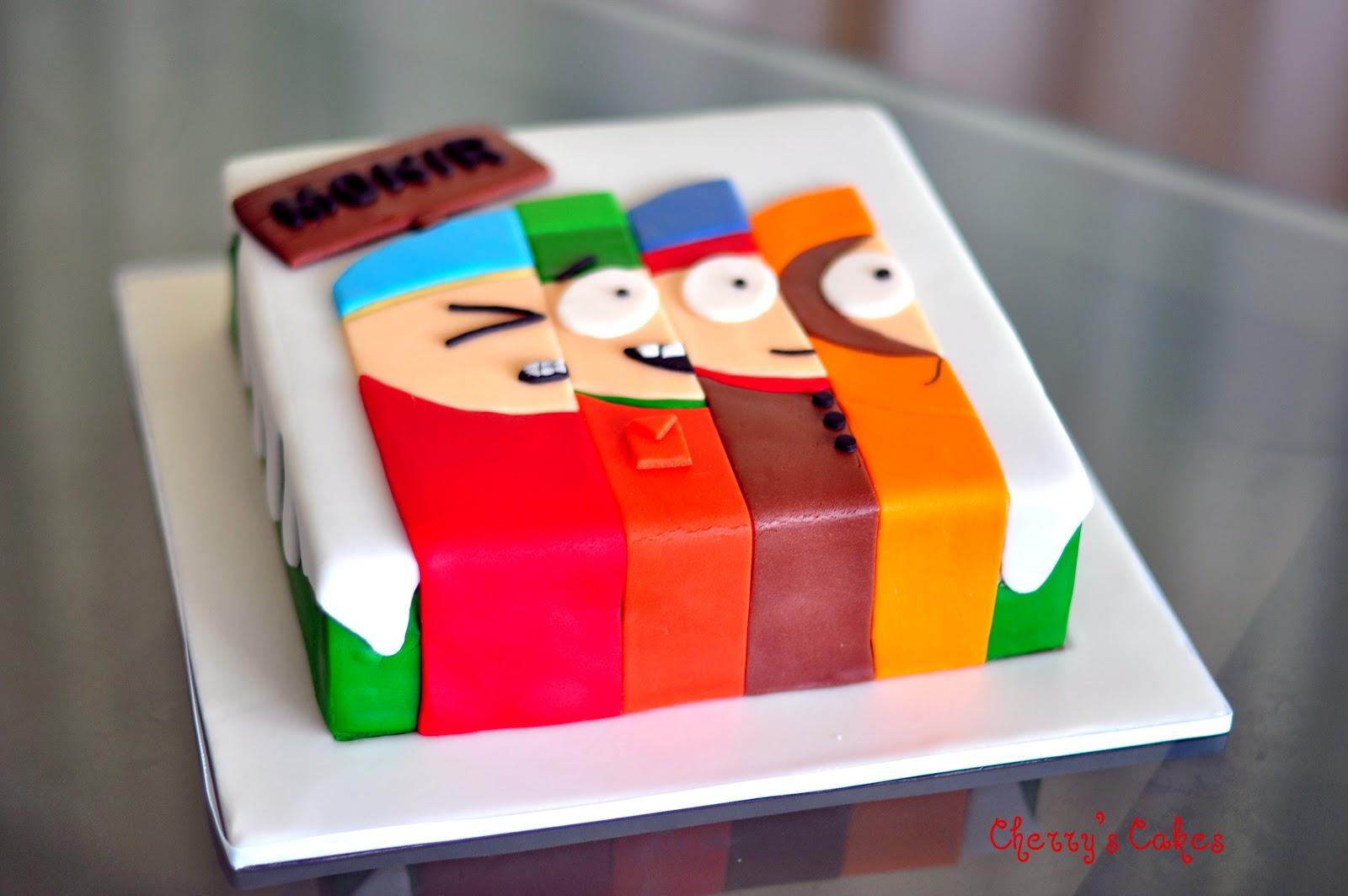 Cherry S Cakes South Park