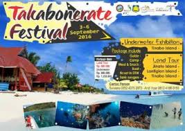 Kompetisi Fotografi Internasional, Ramaikan ,Festival ,Pesona ,Takabonerate, 2016