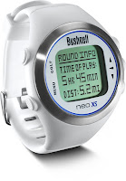 Bushnell NEO XS (White), Golf GPS Rangefinder Watch