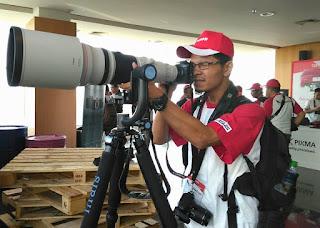 Humas Kemenag Majalengka Ikuti Kegiatan Canon Photo Marathon Indonesia