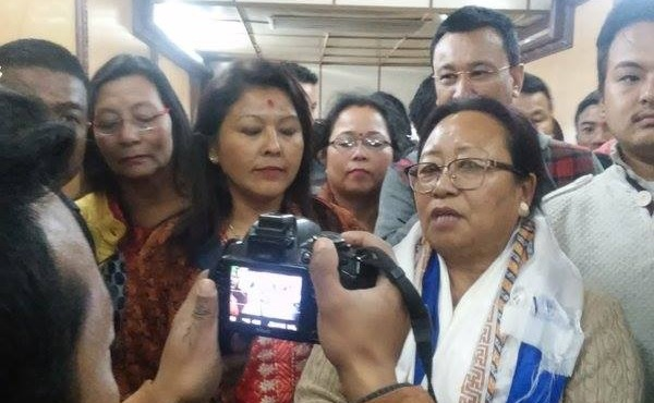 Sarita Rai GJM candidate fielded from Kalimpong constituency