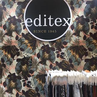 Editex fabric stand CHSI