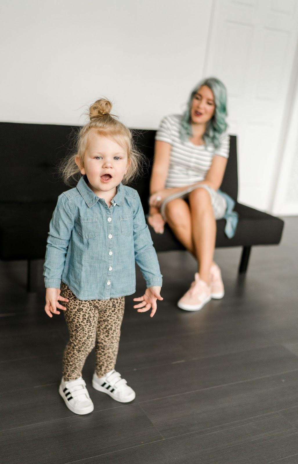 Singing, Two Year Old, Toddler Adidas
