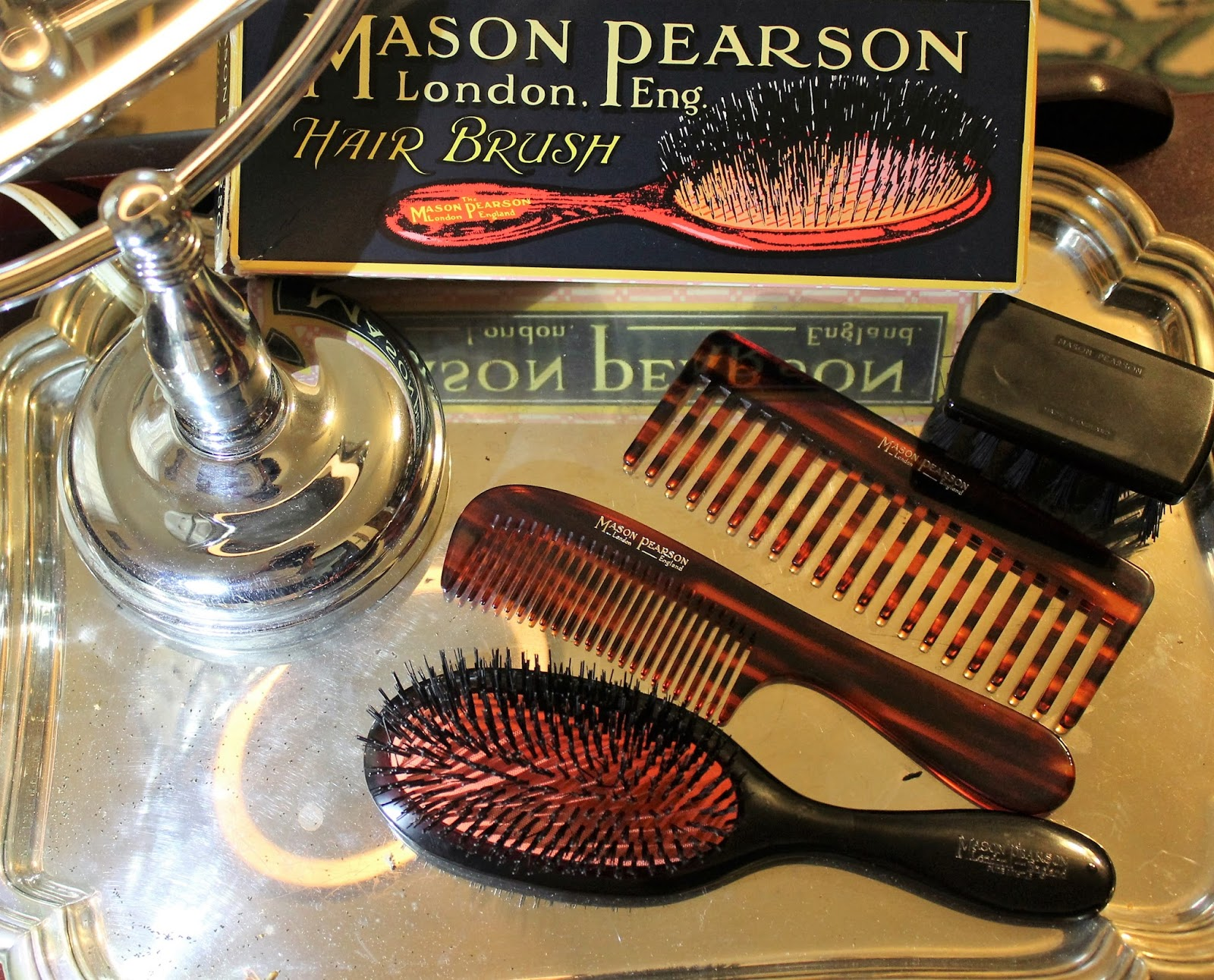 Mason Pearson Combs & Brushes