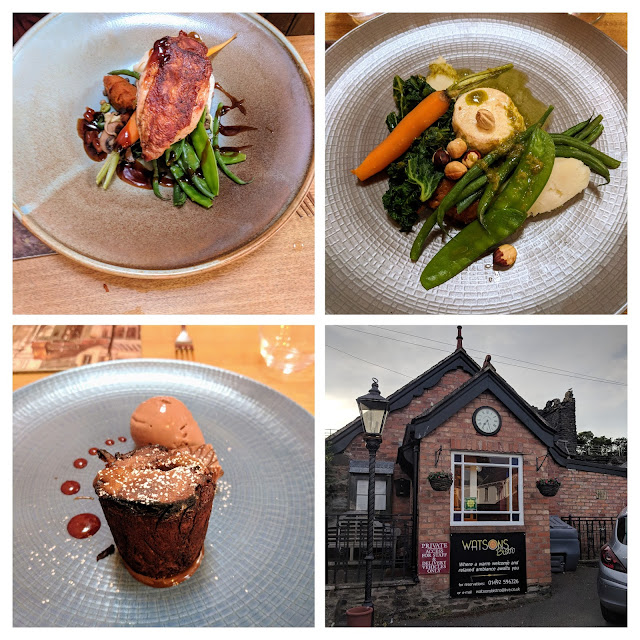 Where to eat in Conwy North Wales: Watson's Bistro