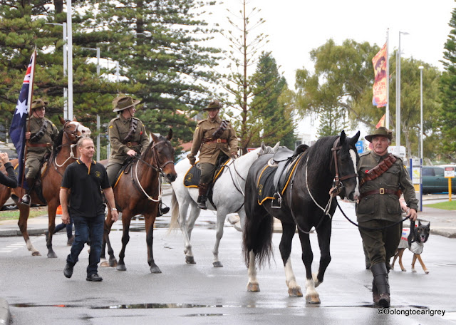 ANZAC Day Parade, Fremantle 2016