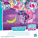 My Little Pony Series 1 Twilight Sparkle Cutie Mark Crew Card