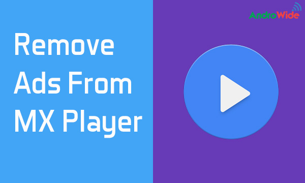 remove popup ads from mx player