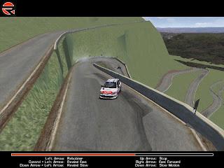 DOWNLOAD - Parking Garage Drifting | Tracks para Rfactor y RBR