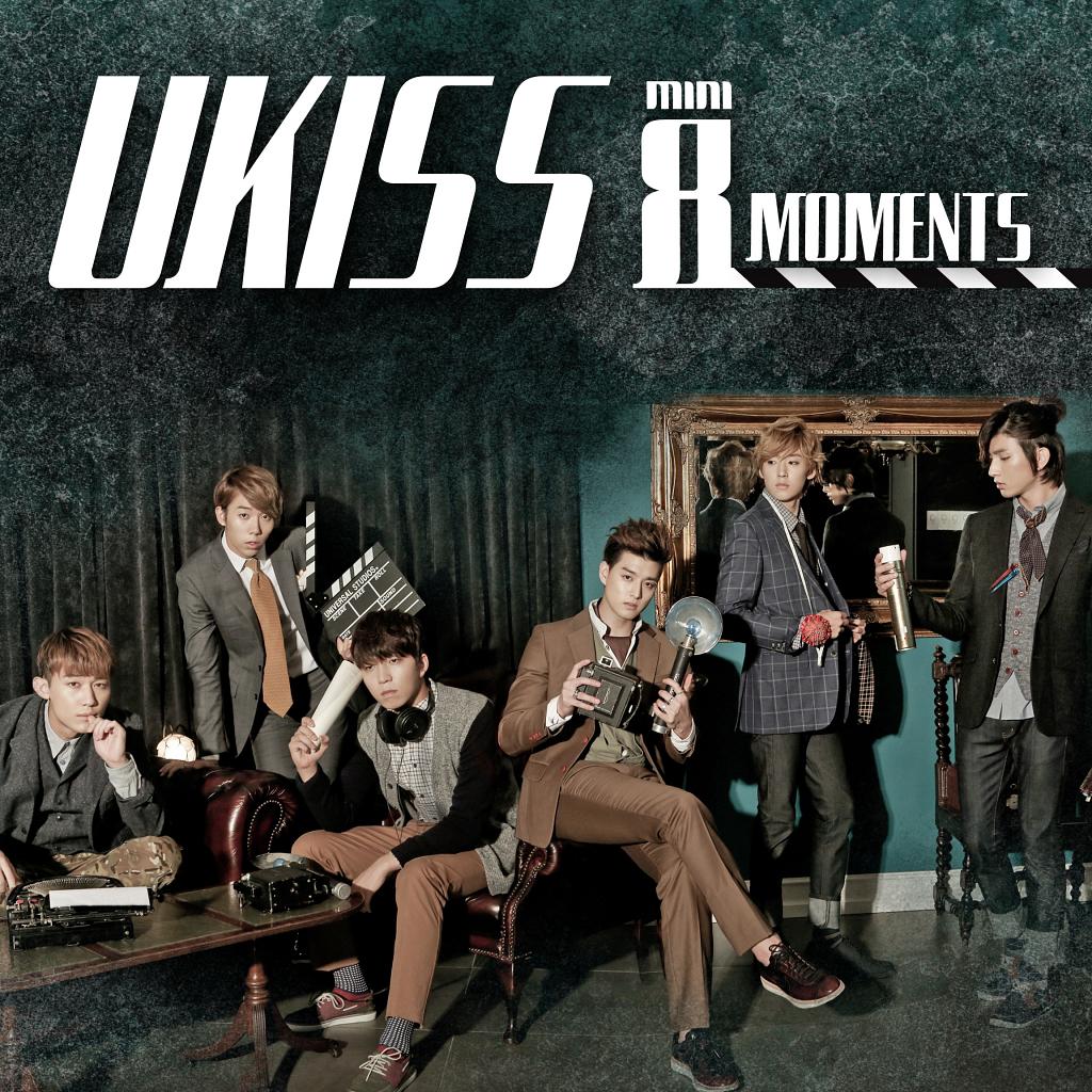 U-Kiss – MOMENTS – EP (FLAC)