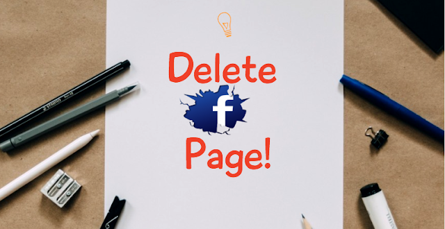 DELETE FACEBOOK PAGE - How to delete my Facebook page Right Now | Delete A Page On Facebook