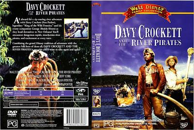 Davy Crockett rey de la frontera (1955)