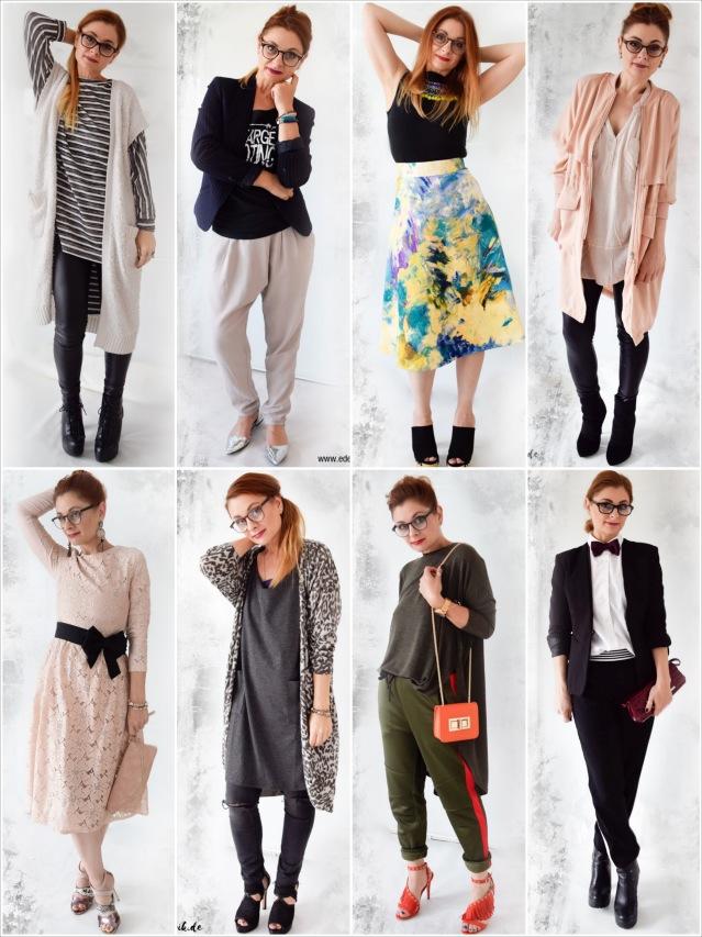 die Edelfabrik, 88 Outfits, Was wird Trend
