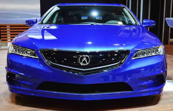2018 Acura Integra