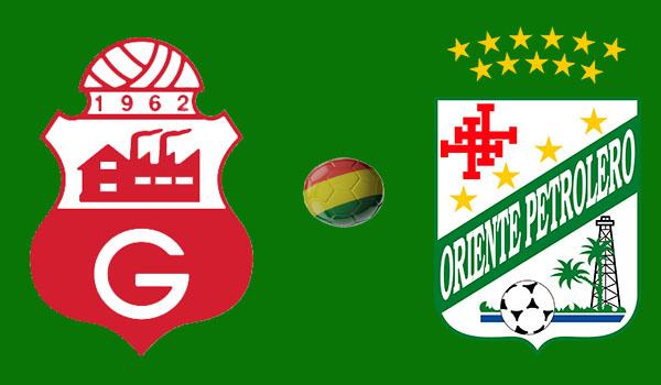 Guabirá vs. Oriente Petrolero - Torneo Apertura 2018