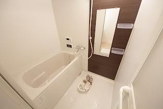 北矢三 デザイナーズ 鉄筋コンクリート 追い炊き 浴室乾燥 浴室TV