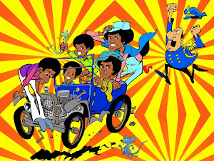 RANKIN/BASS' THE JACKSON FIVE SHOW